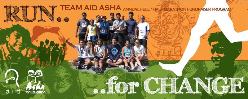team aid asha banner